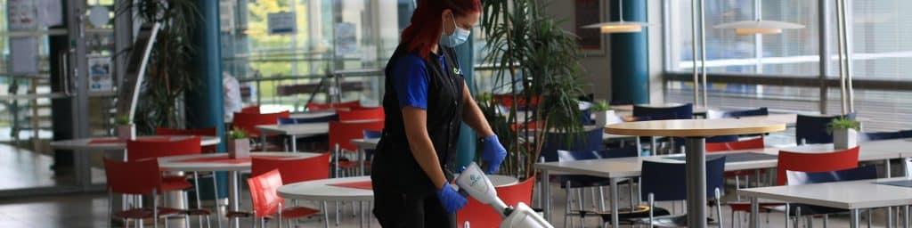 campusta puhtauspalvelut vastuullisuus